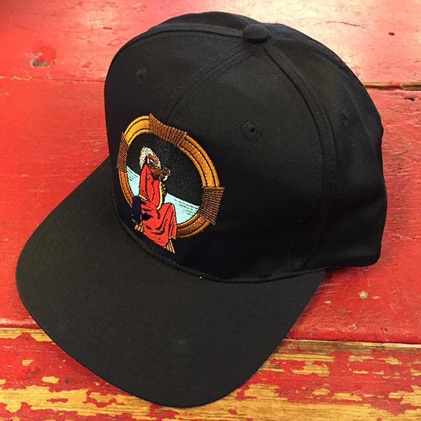 Grateful Dead Trucker Hat: Blues For Allah Trucker Hat